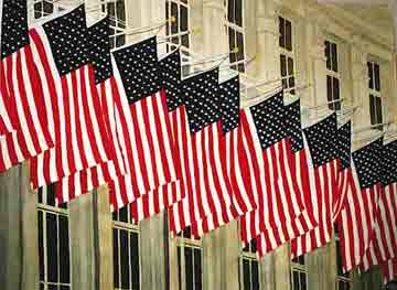 Avenue of the Flags © Susan Ticken